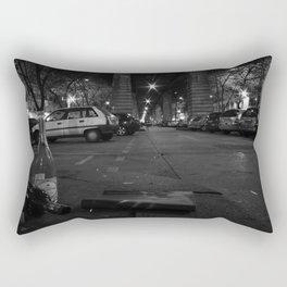 Under the Metro Rectangular Pillow