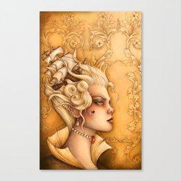 'Ninon' Canvas Print
