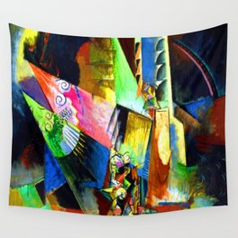 Max Weber Russian Ballet Wall Tapestry
