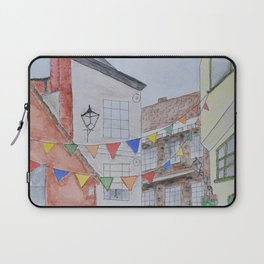 A Street in York Laptop Sleeve