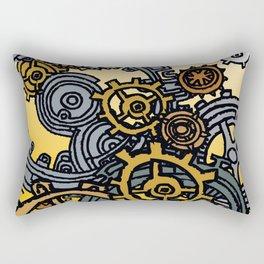 QUARTER TO FOUR Rectangular Pillow