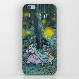 The Mouse Queen's Bargain iPhone Skin