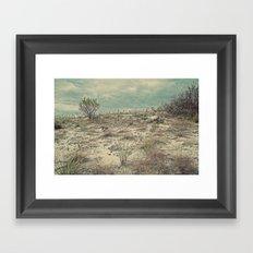Nautica:  The Dune Vigil Framed Art Print