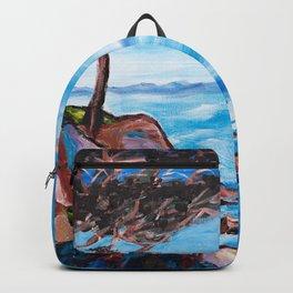 California Bay Backpack