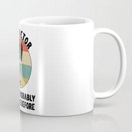 Voice Actor - Voice Over Artist - Dubbing Artist - Dubber Coffee Mug