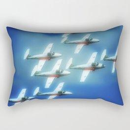 formationflight Rectangular Pillow