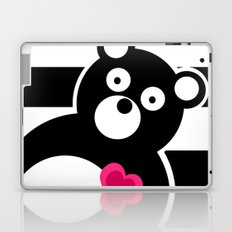 Curiosity killed the Bear Laptop & iPad Skin