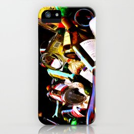 Empties iPhone Case