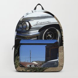 Blast to the past Backpack