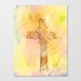 The Cross3 Canvas Print