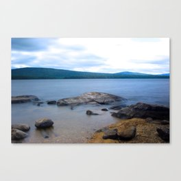 View from Tudulla Canvas Print