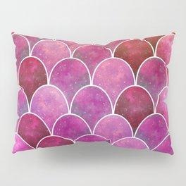 Nebula Mermaid Scale Pillow Sham