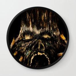 Screamer Wall Clock