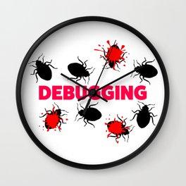 Debugging Wall Clock