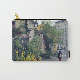 Who said Oslo is grey? Carry-All Pouch