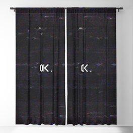 OK. Blackout Curtain