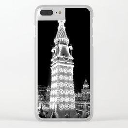 Luna Park, Coney Island New York (1905) Clear iPhone Case