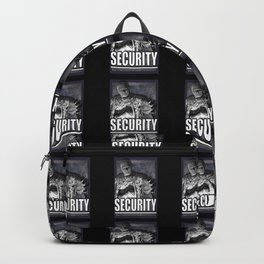 Mummy Security Backpack