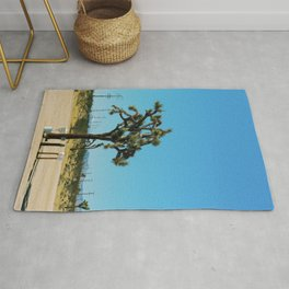 Joshua Tree Mailboxes Rug