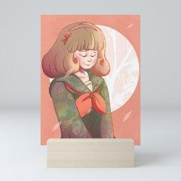 Spring Breeze Mini Art Print