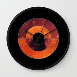 Abstract #204 The Black Hole Wall Clock