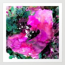 Floral Enchantment No.10a by Kathy Morton Stanion Art Print