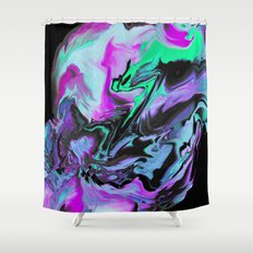 Qerg Shower Curtain