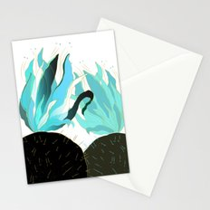 Cactus Close-Up Stationery Cards