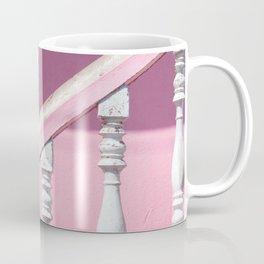 Pink Stairway Coffee Mug