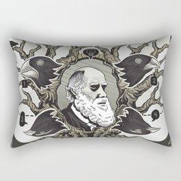 On the Origin of Species Rectangular Pillow