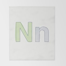 nn Throw Blanket