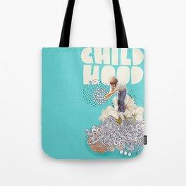 Childhood Tote Bag