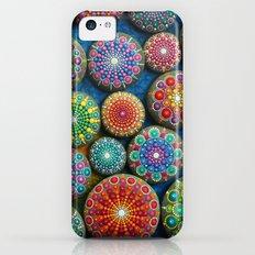 Mandala Stone Love Heart Slim Case iPhone 5c