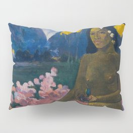 "Paul Gauguin ""Te Aa No Areois (The Seed of the Areoi)"" Pillow Sham"