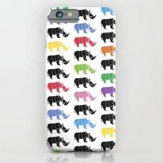 Rhino paper iPhone 6s Slim Case