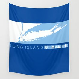 Long Island - New York. Wall Tapestry