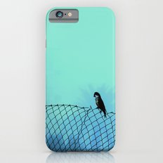 thoughtful parrot  iPhone 6s Slim Case