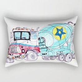 Star Cement, Inc. Rectangular Pillow