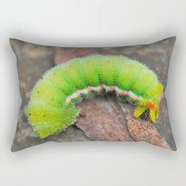 Caterpillar Rectangular Pillow