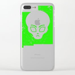 UFO Roswell Alien New Mexico Guide Extraterrestrials Shirt Clear iPhone Case