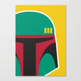 bobafett Canvas Print
