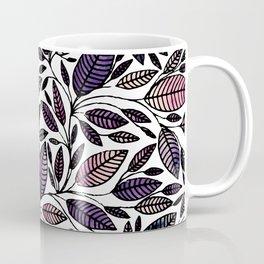 Floral Illustration - Leaf - No*45 Coffee Mug