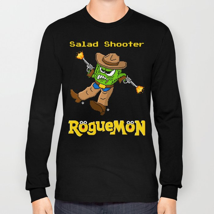 Salad Shooter Long Sleeve T-shirt