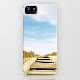 Curonian spit iPhone Case