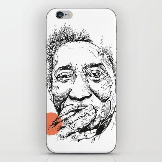 Muddy Waters - Get your mojo! iPhone & iPod Skin