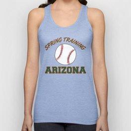 Baseball Spring Training 2018 Arizona Unisex Tank Top