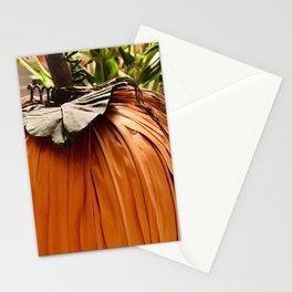 Fall Decor - Pumpkin Centerpiece Stationery Cards