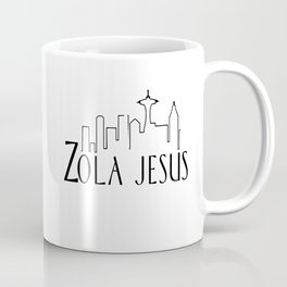 ZJ Coffee Mug