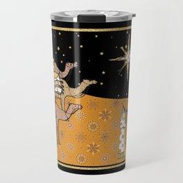 Christmas Nativity - We Three Kings Amanya Design Travel Mug