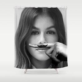 Life Is A Joke Shower Curtain